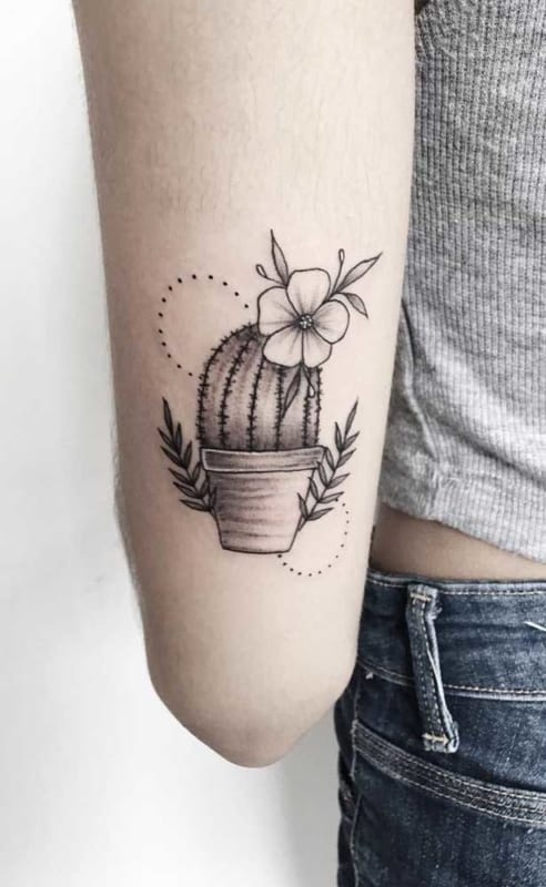 tatuagem sombreada feminina ideias