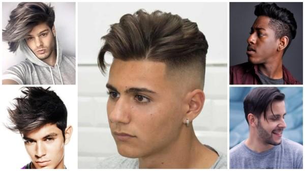 cabelo masculino alisado