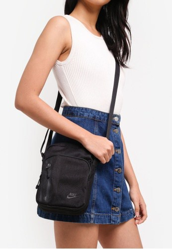 look casual com shoulder bag feminina