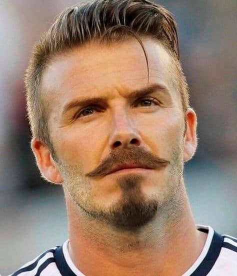 cavanhaque David Beckham