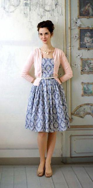 estilo vintage feminino