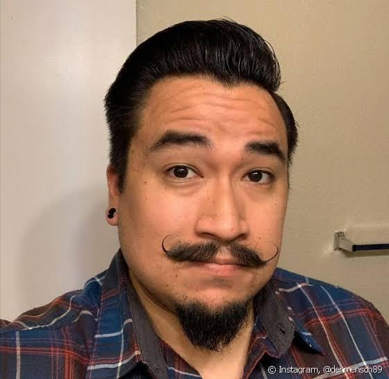 cavanhaque com barba mais longa