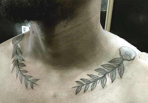 tatuagem para homem