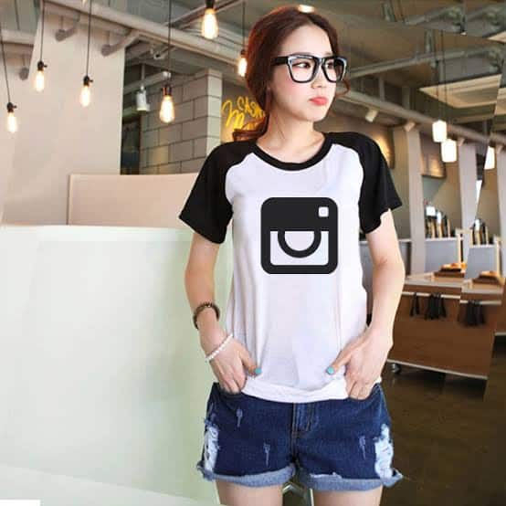look geek com camiseta