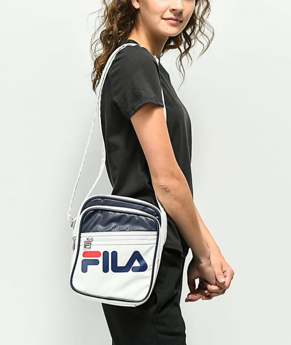 shoulder bag branca da Fila