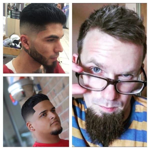 Barba sem Bigode como usar