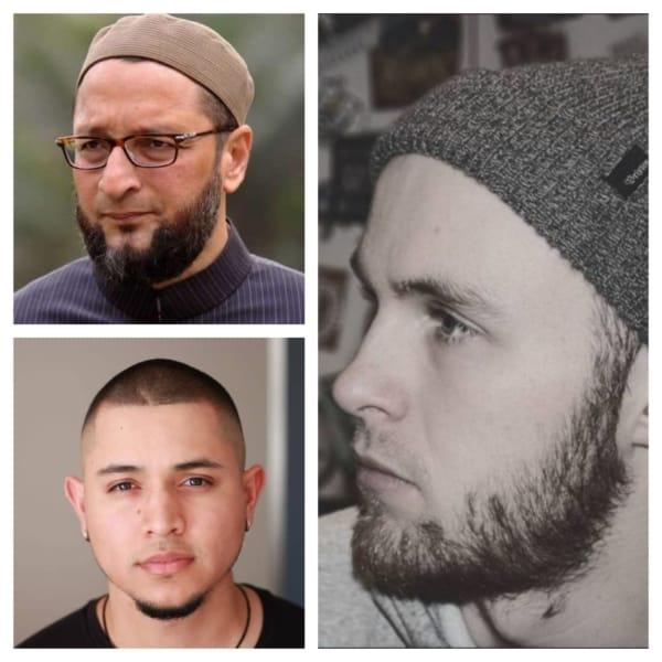 Barba Sem Bigode Combina 45 Fotos E Estilos 2020