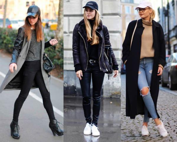 Casacos e jaquetas para usar em épocas frias