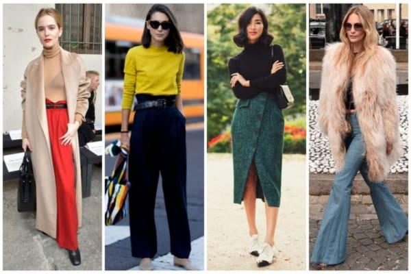 Looks modernos para mulheres