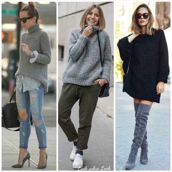 Looks super estilosos para usar no frio