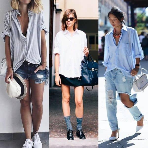 Modelos de looks femininos inspiradores