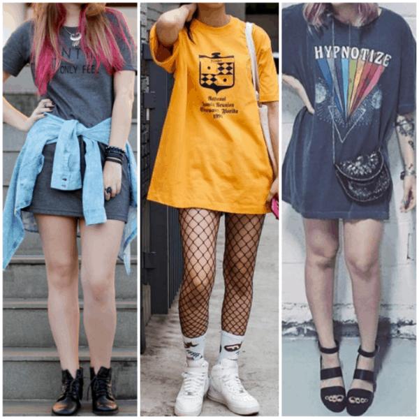 Três ideias para usar camisetas masculinas