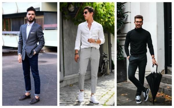 Como se tornar um homem elegante? •【DICAS PARA 2020】