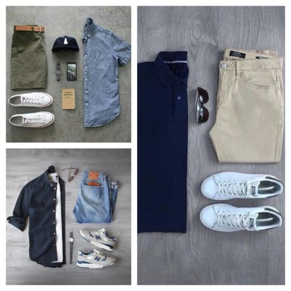 guarda roupa masculino