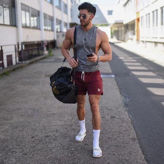 regata cavada masculina para academia