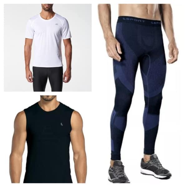 roupas de academia masculina Mercado Livre