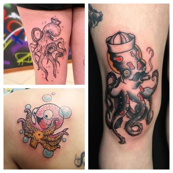tattoo de Polvo