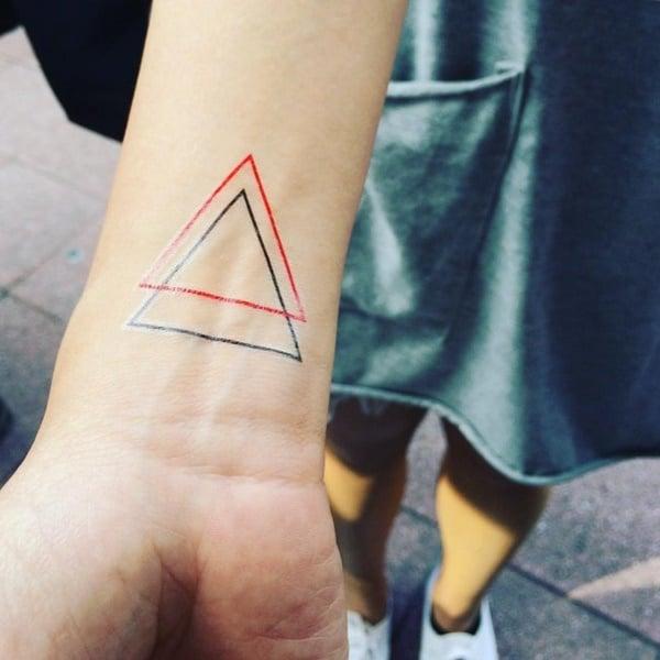 tatuagem de equilíbrio