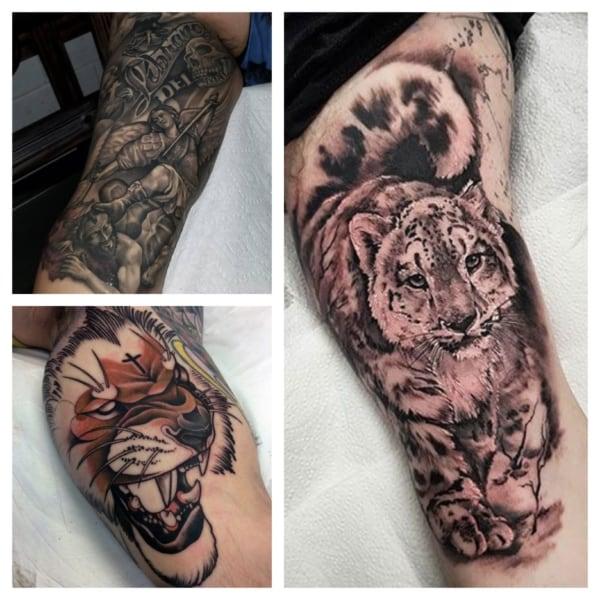 tatuagens no bíceps ideias
