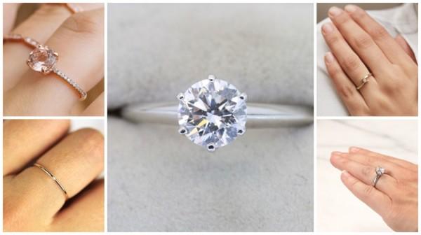 Anel de Diamante – 47 Modelos únicos + Dicas de lojas e preços!