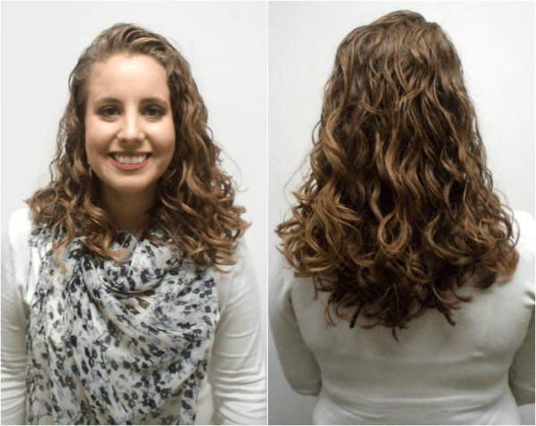 corte em camada para cabelo ondulado