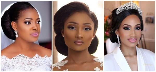 maquiagem de noiva para negras