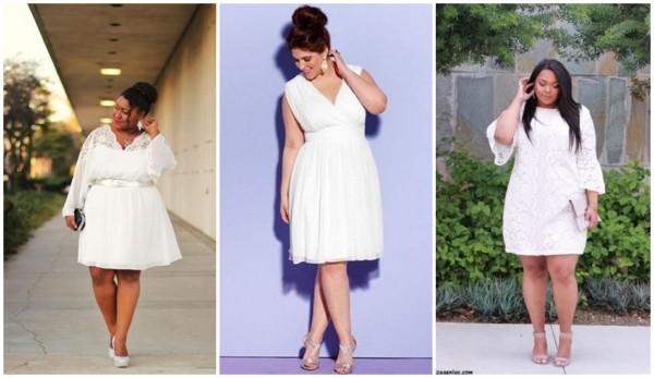 modelos de vestido de noiva plus size para casamento civil