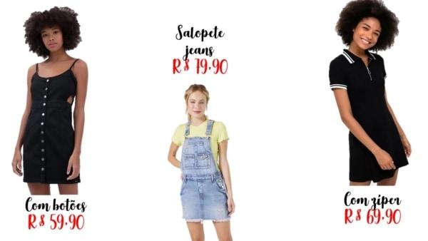 modelos e onde comprar vestidos tumblr