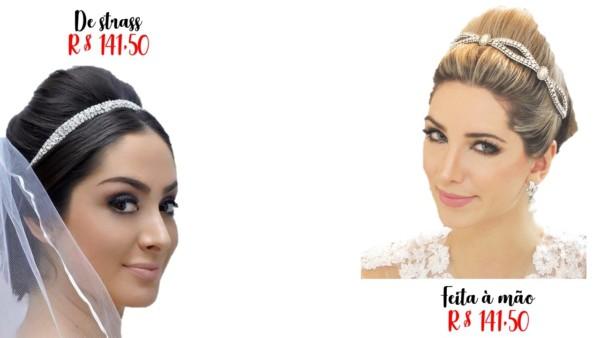 modelos e onde comprar tiara de noiva