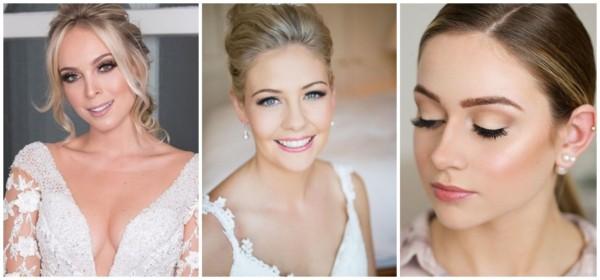 maquiagem de noiva para casamento de dia