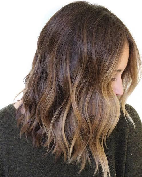 Balaiagem em cabelo curto32