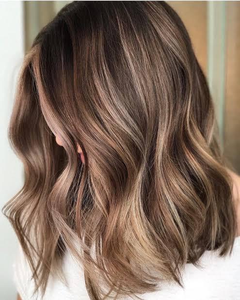 Balaiagem em cabelo curto37