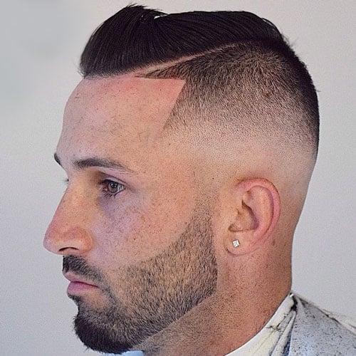 Barba por Fazer degrade