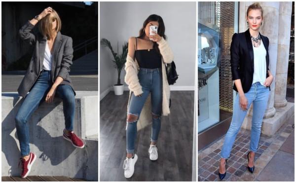 60 looks com calça skinny – Como combinar as roupas com a peça?