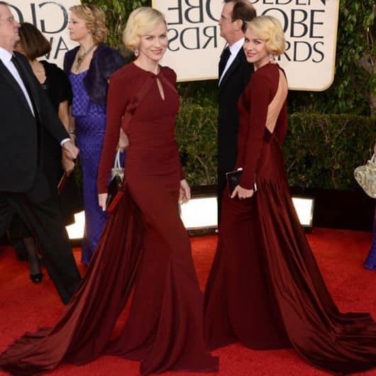 Inspiração de vestido para madrinha marsala