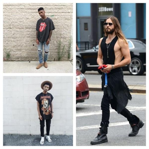 Look Rock in Rio masculino【2021】ᐅ +70 ideias super estilosas!