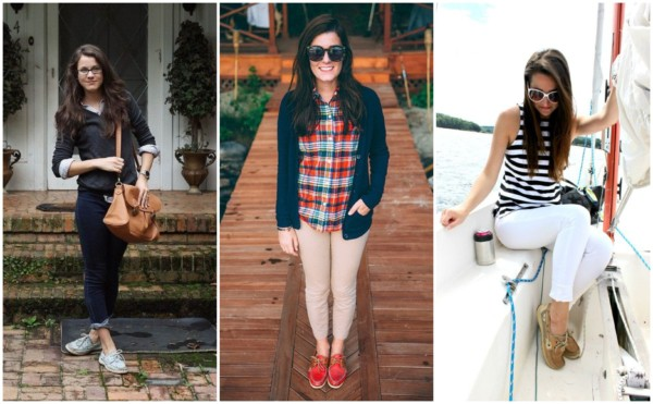 Looks com dockside feminino 1