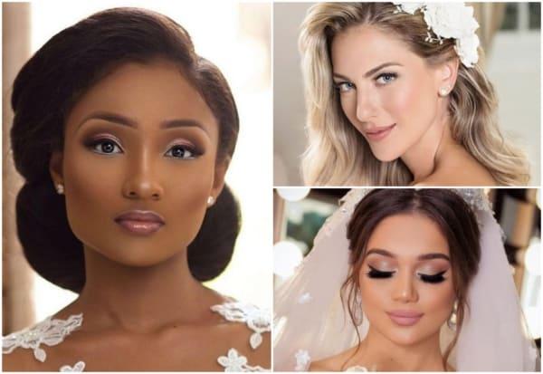 Maquiagem para casamento de dia – Qual usar? (FOTOS LINDAS)