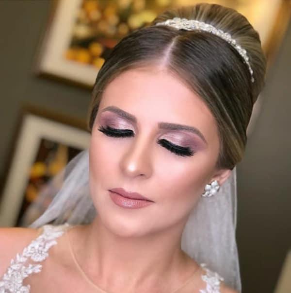 Maquiagem para noiva que irá se casar de dia no verão