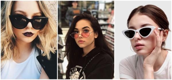 Modelos de óculos Tumblr