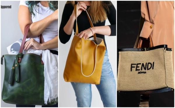 Modelos de bolsas tote 3