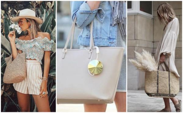 Modelos de bolsas tote