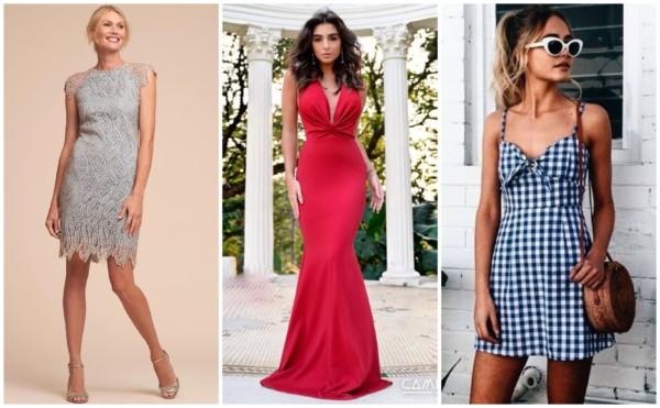 Modelos de vestidos 1