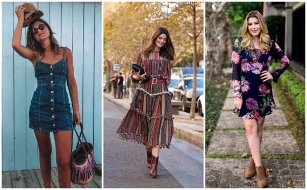 Modelos de vestidos – 100 estilos e modelos que viraram tendência!