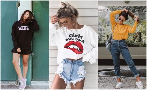 Moletom Tumblr – Os 50 modelos preferidos para seguir a tendência!