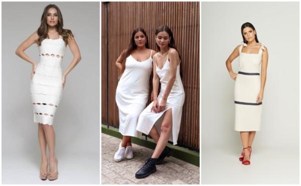 Vestido off white 1