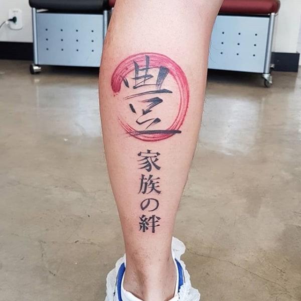 como fazer tatuagem em japonês