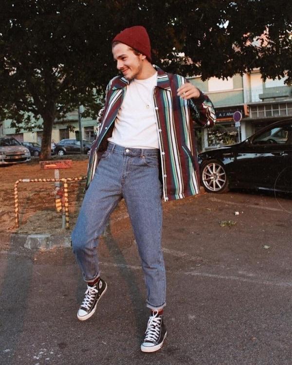 streetwear anos 80