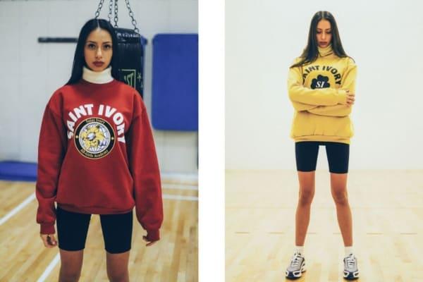 streetwear feminino atual