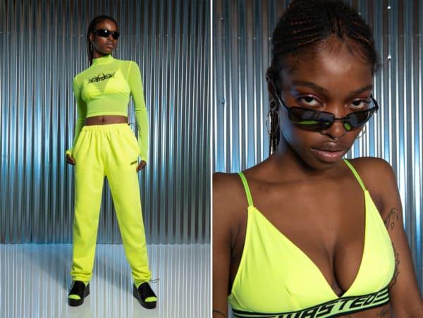 streetwear feminino colorido